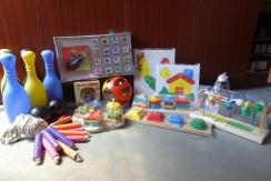Le jeu au service des enfants       Bodhgaya Inde